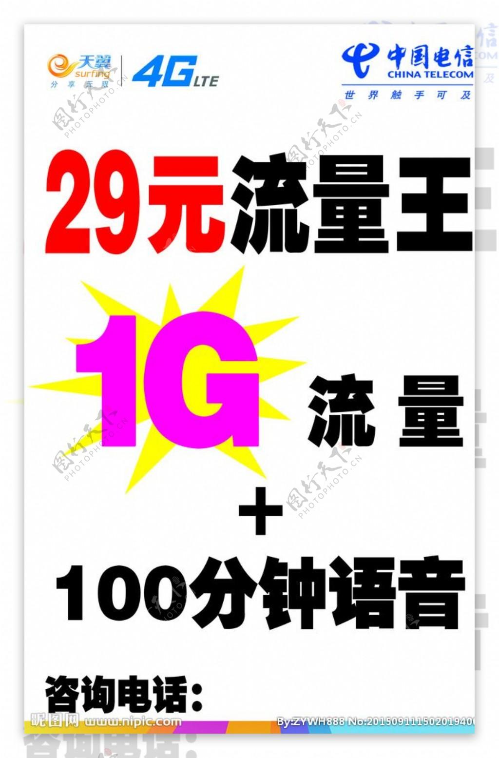 29元流量王